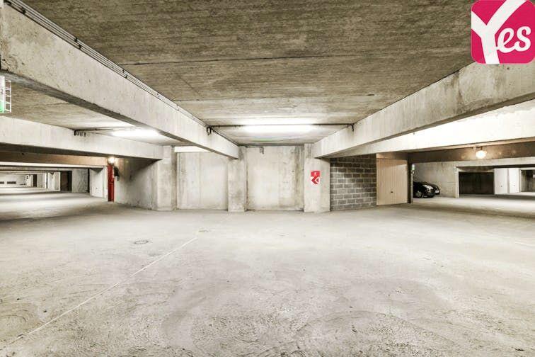 Parking Pont de Bois - Hôtel de Ville - Villeneuve-d'Ascq caméra