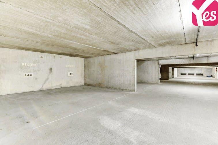 Parking Pont de Bois - Hôtel de Ville - Villeneuve-d'Ascq Villeneuve-d'Ascq