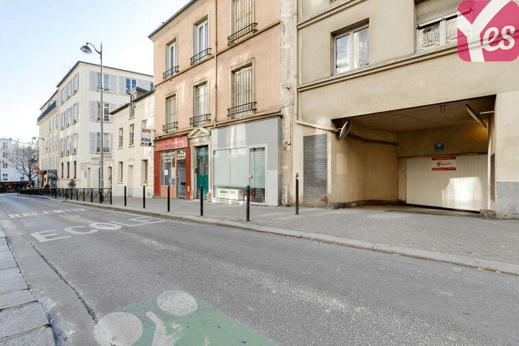 Location parking Rue de la Mare - Jourdain