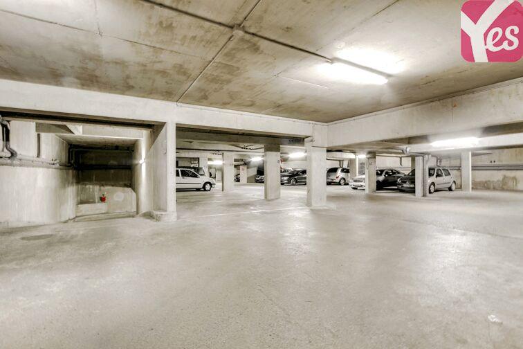 Parking Rue de la Mare - Jourdain gardien