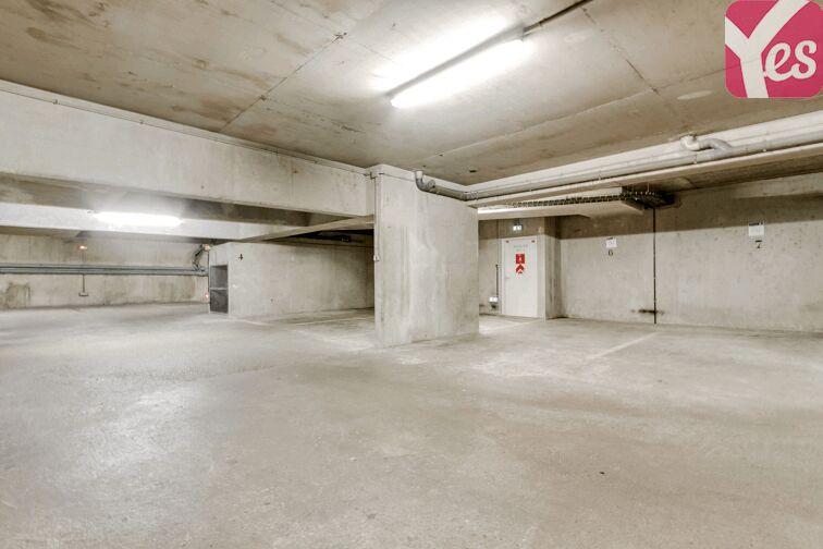 Parking Rue de la Mare - Jourdain 77 rue de la Mare