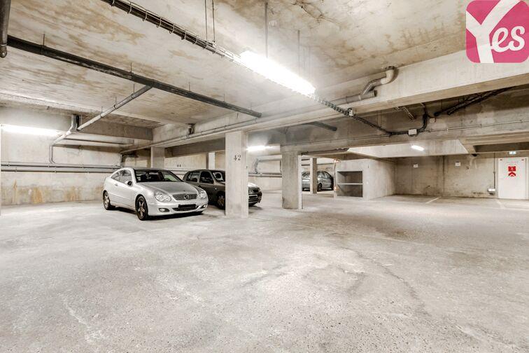 Parking Rue de la Mare - Jourdain 75020