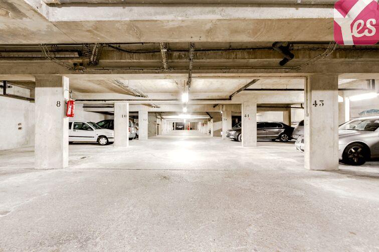Parking Rue de la Mare - Jourdain 24/24 7/7