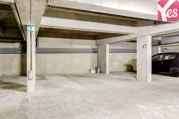 Parking Rue de la Mare - Jourdain location