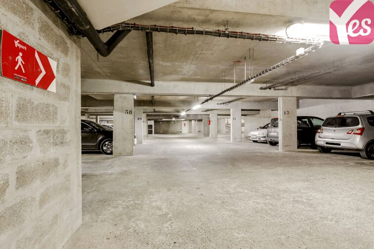 Parking Rue de la Mare - Jourdain souterrain