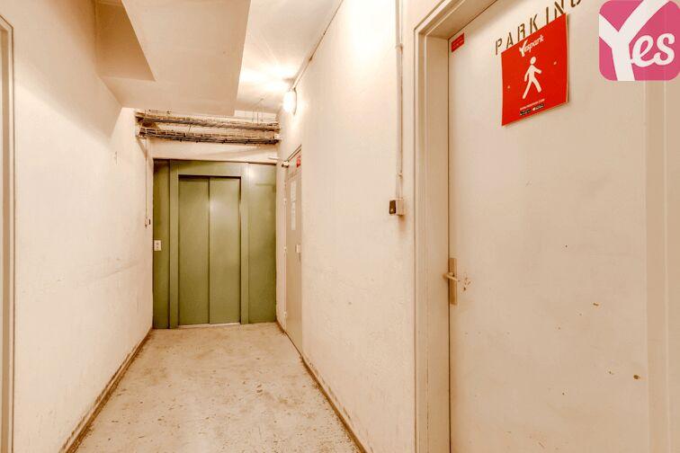 Parking Rue de la Mare - Jourdain sécurisé