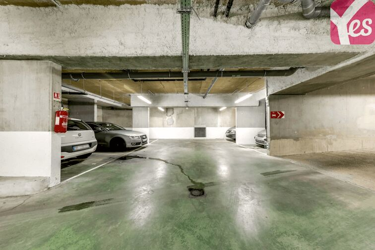 Parking Gabriel Peri - Clamart caméra