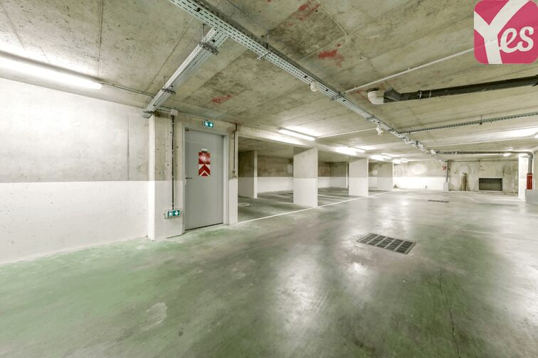 Parking Gabriel Peri - Clamart location mensuelle