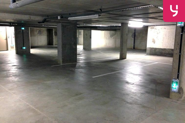 location parking Carrefour Pleyel - Saint-Denis