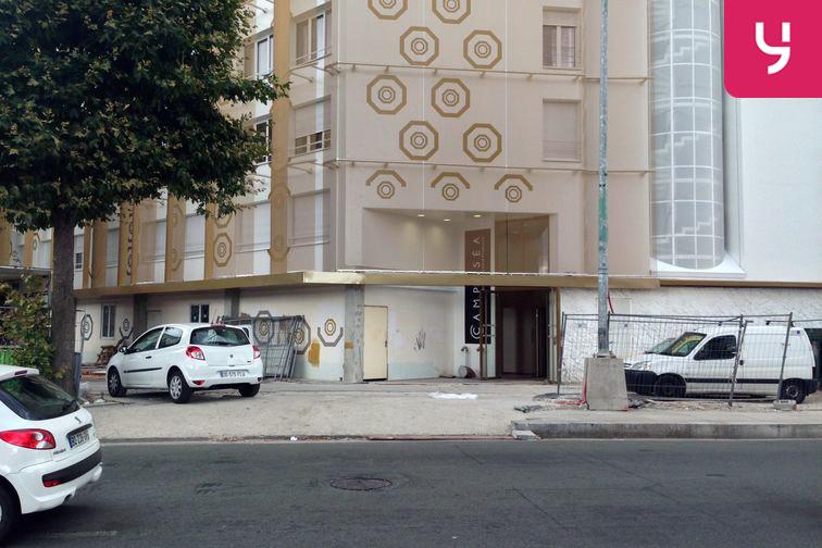 Parking Carrefour Pleyel - Saint-Denis 2 place Pleyel