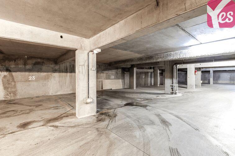Parking Télégraphe - Paris 19 en location