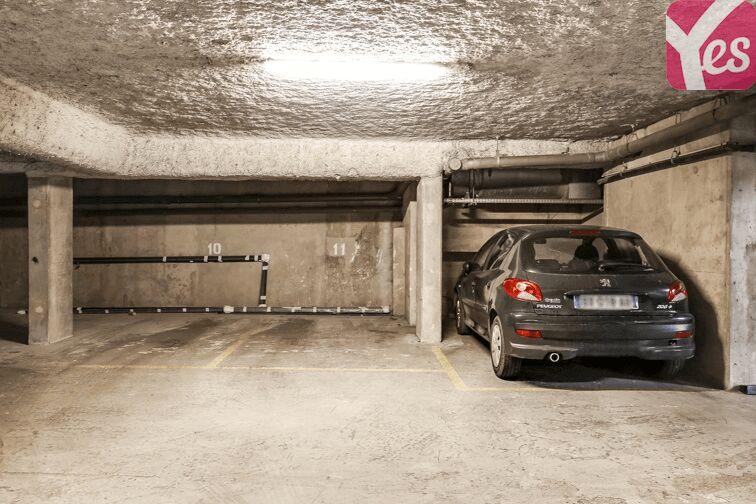 Parking Télégraphe - Paris 19 à louer