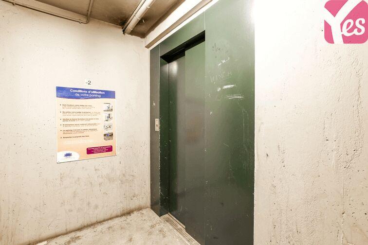 Parking Télégraphe - Paris 19 gardien