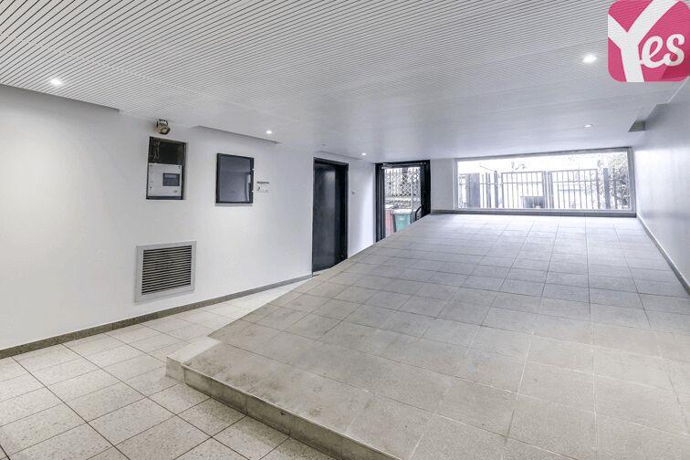 Parking Télégraphe - Paris 19 souterrain