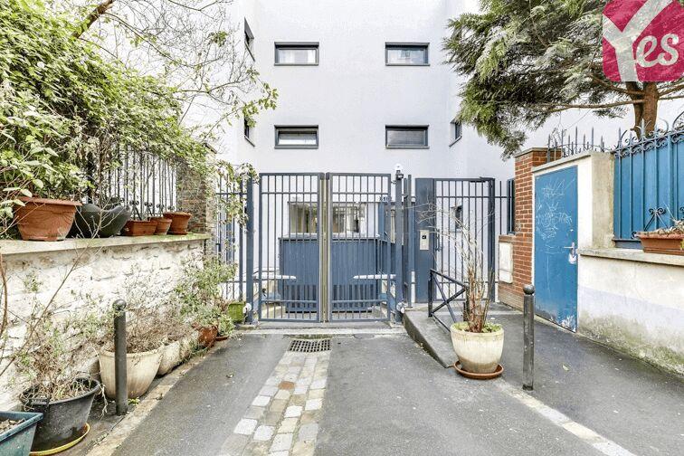 location parking Télégraphe - Paris 19