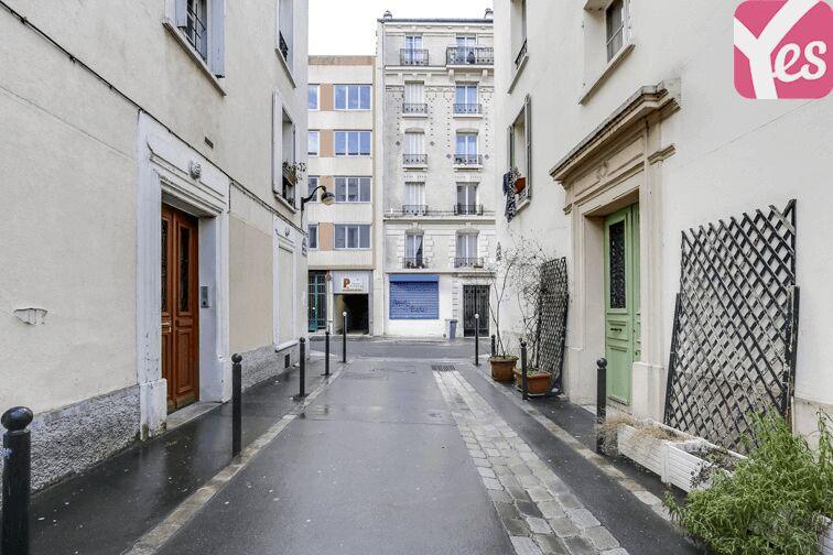 Parking Télégraphe - Paris 19 sécurisé