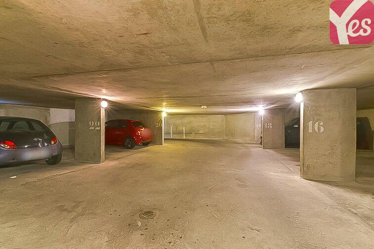 Parking Maroc - Flandre gardien