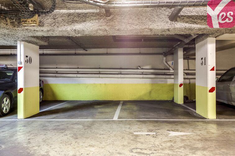 Parking Kleber location
