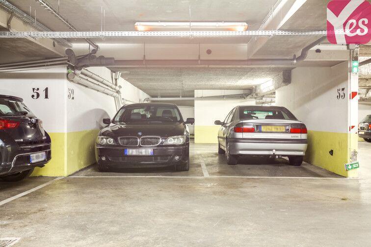 Parking Kleber garage