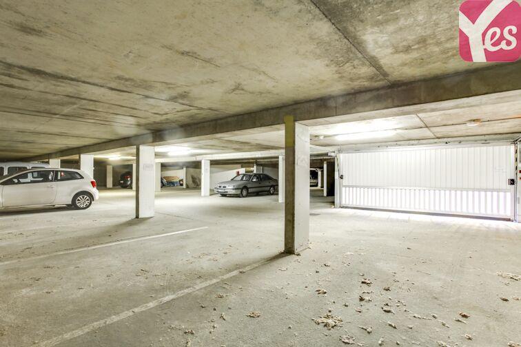 Parking Cimetière de la Guillotière 34 rue Pierre Delore