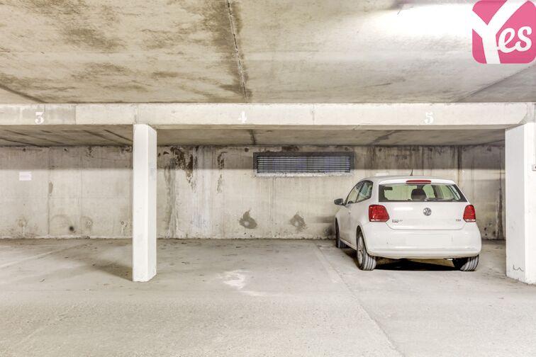 Parking Cimetière de la Guillotière location