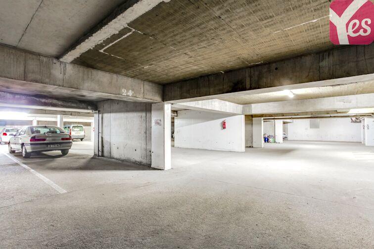 Parking Cimetière de la Guillotière 69008