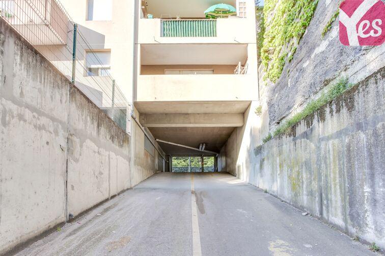 Parking Cimetière de la Guillotière avis