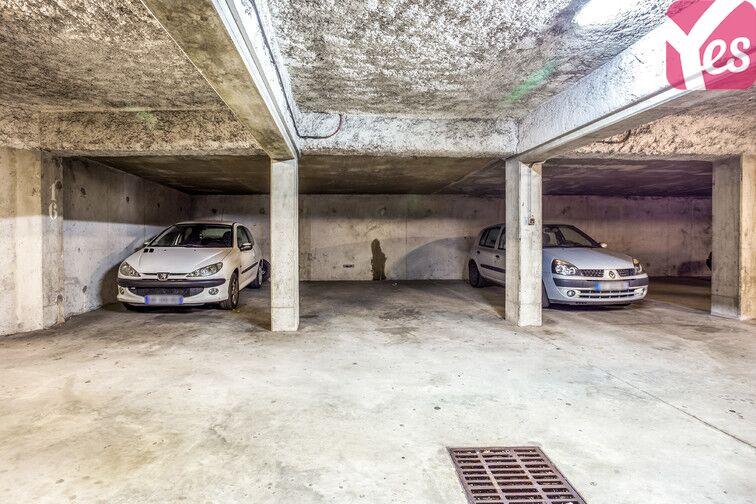 Parking Mairie de Chassieu caméra