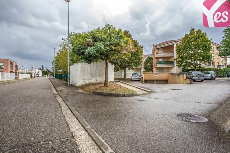 Parking Mairie de Chassieu 69680