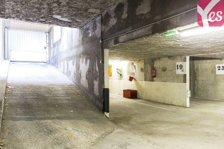 Parking Place Ronde sécurisé