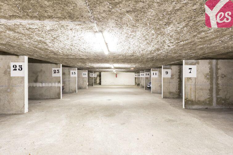 Parking Place Ronde souterrain