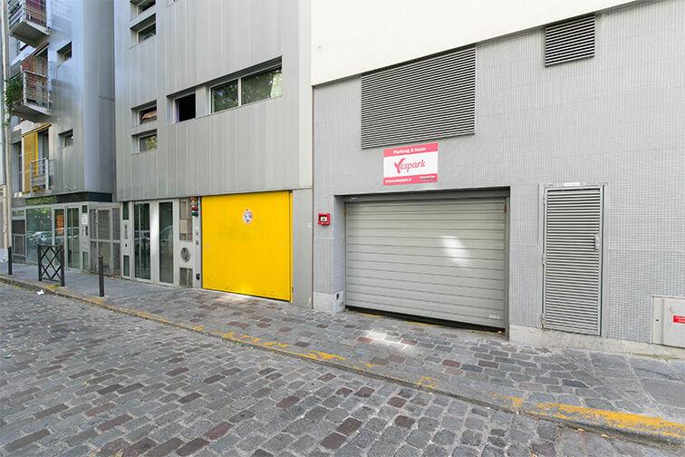 Parking Departement - Marx Dormoy (gauche) avis