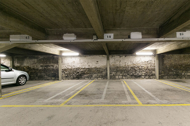 Parking Departement - Marx Dormoy (gauche) caméra
