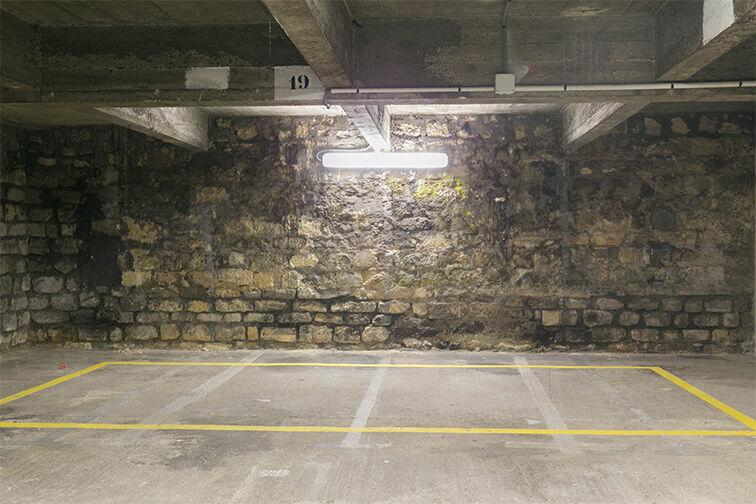 Parking Departement - Marx Dormoy (gauche) souterrain
