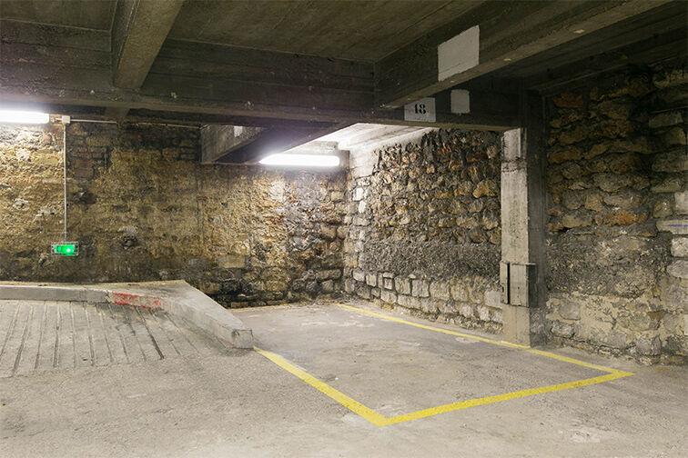 Parking Departement - Marx Dormoy (gauche) garage