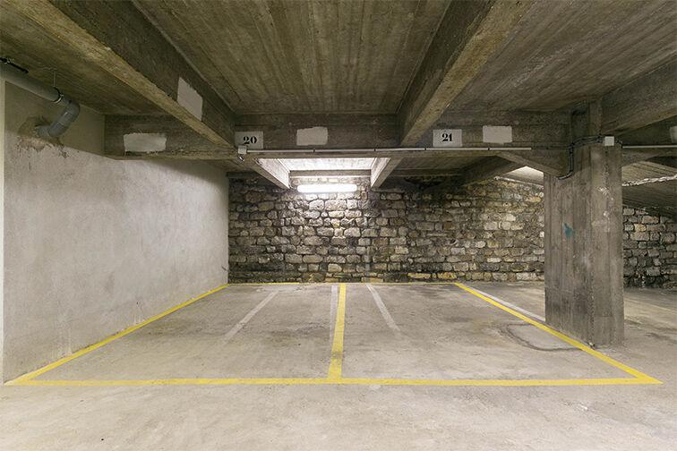 Parking Departement - Marx Dormoy (gauche) 24/24 7/7