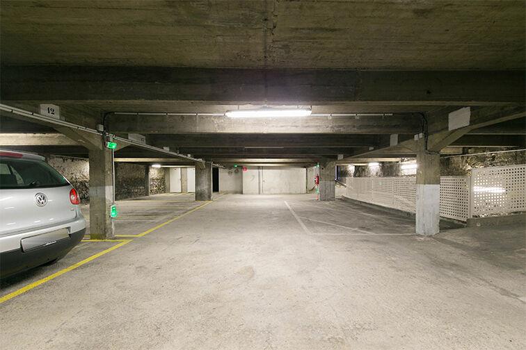 Parking Departement - Marx Dormoy (gauche) 75018