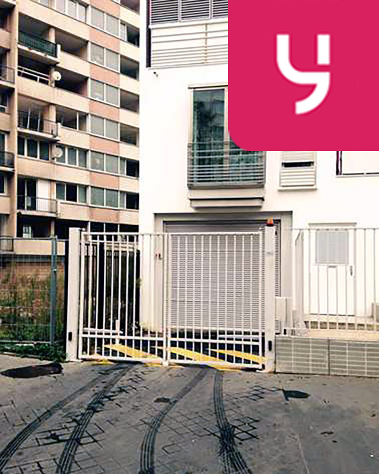Parking Saint-Denis Sous-Préfecture 93200