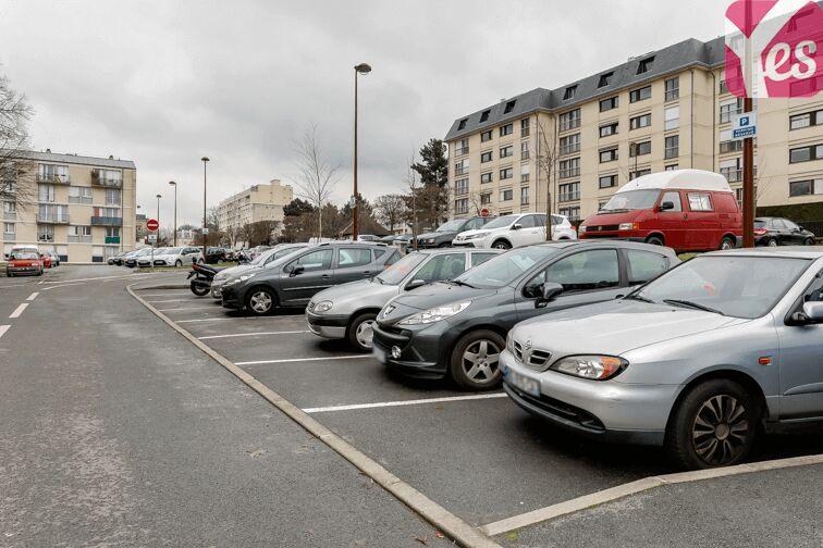 Parking UFR des Sciences - Versailles caméra