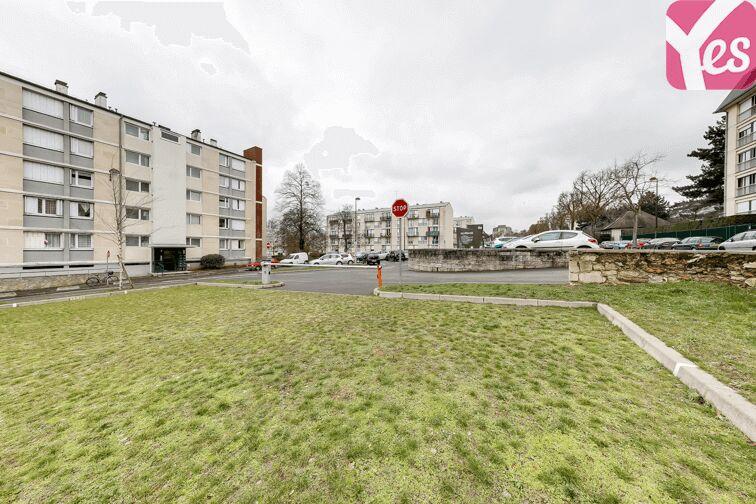 Parking UFR des Sciences - Versailles 1 rue Antoine Coysevox