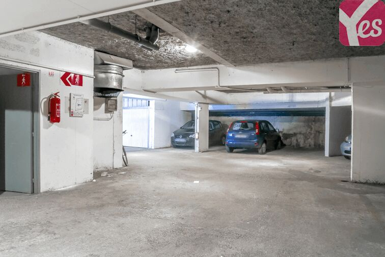 Parking Riquier - Nice Nice