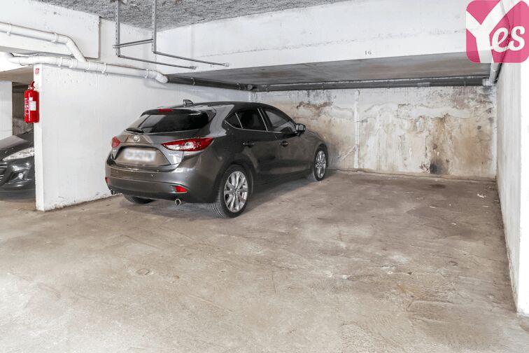 Parking Riquier - Nice sécurisé
