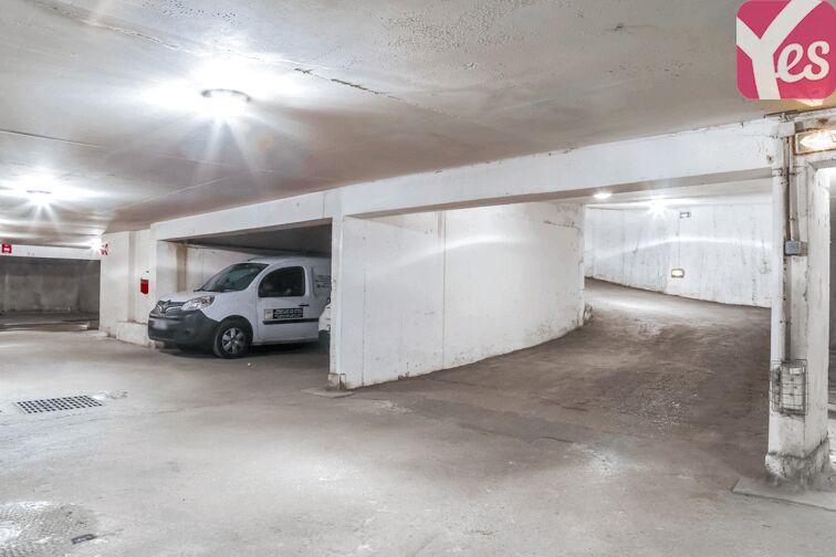 Parking Riquier - Nice pas cher