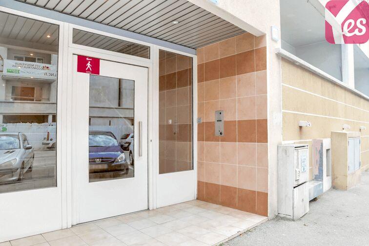 Parking Cagnes-sur-Mer Gare SNCF souterrain