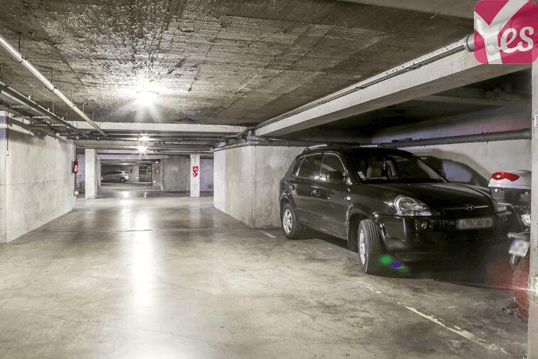Parking Cagnes-sur-Mer Gare SNCF en location