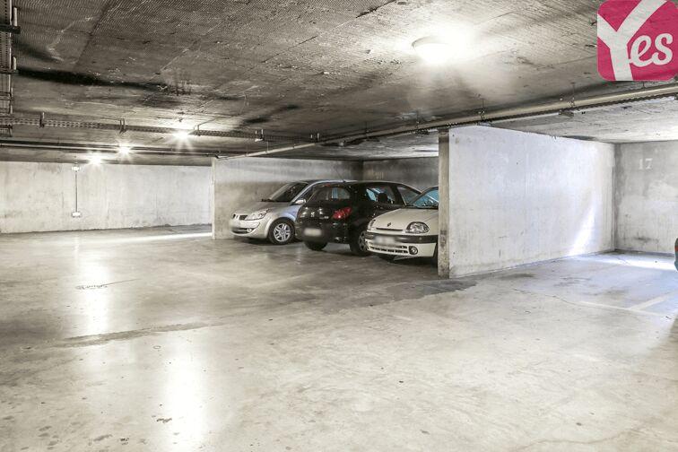 Parking Cagnes-sur-Mer Gare SNCF location mensuelle