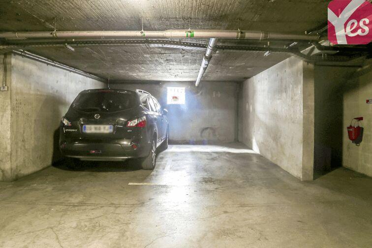 Parking Cagnes-sur-Mer Gare SNCF sécurisé