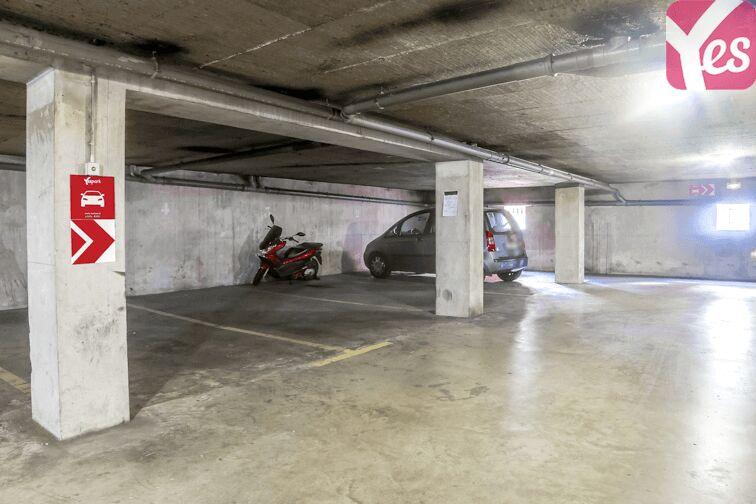 Parking Cagnes-sur-Mer Gare SNCF pas cher