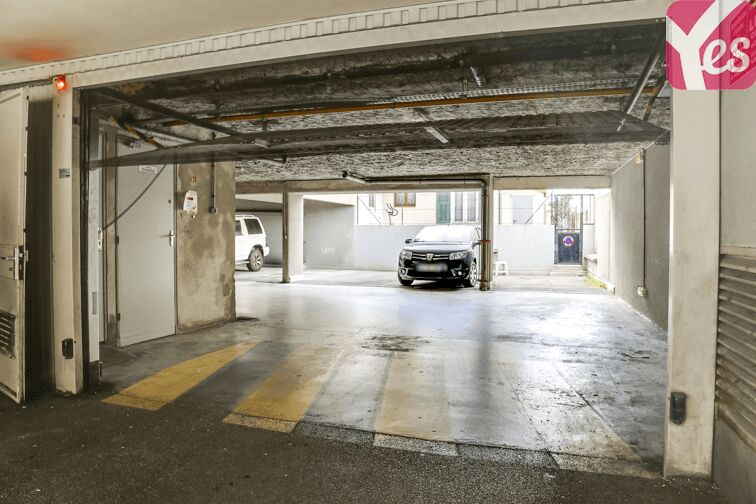 Parking Notre Dame - Saint-Laurent-du-Var garage