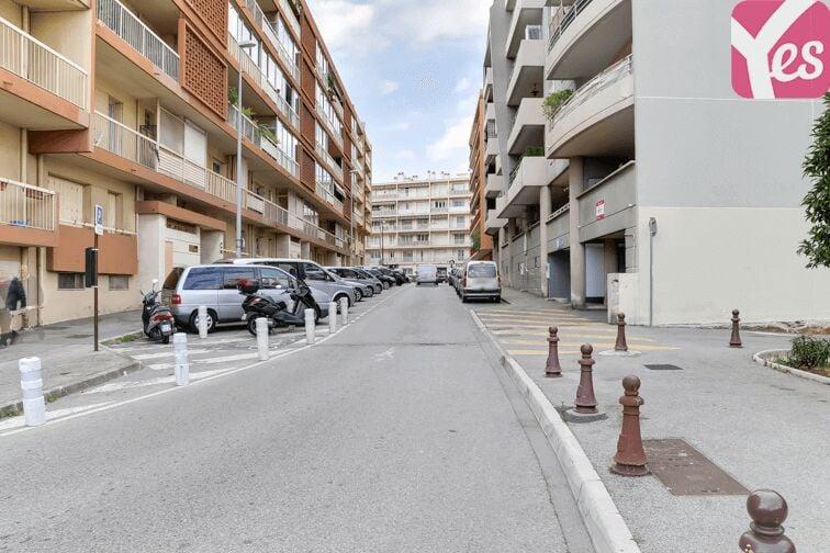 Parking Notre Dame - Saint-Laurent-du-Var caméra